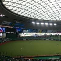 2017.3.20. オープン戦(イーグルス戦@西武ドーム)