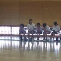 バスケ女子準決勝 善戦及ばず (ノ_-。)