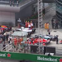 F1観戦!2017 中国グランプリ予選