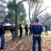 午前は年1回の防火訓練! 午後からはクリスマス会!
