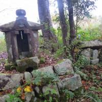 14 盛太ヶ岳(891m:島根県吉賀町)登山  山頂に到着