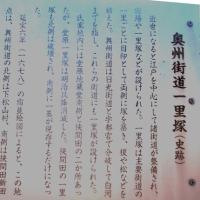 奥州街道(白河の道);第2回;2日目(2);一里塚と弥五郎坂