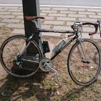 土曜日のサイクリング