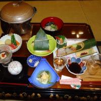 懇親会の料理