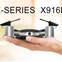 5%off-MJX X916H WIFI FPV 0.3MP カメラ付き 高度ホールドモード RC クアッドコプター RTF超人気
