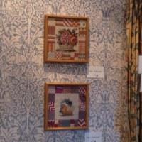 ニードルポイント刺繍展