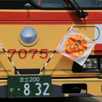 ありがとう7000形イベント「車両撮影会」