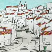 1099.エルヴァスの町並み