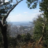 道樹山・大谷山・弥勒山 ハイキング