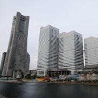 2017/01 横浜にて