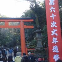 1月10日(火曜日)「春日大社初詣」(岳人さん)
