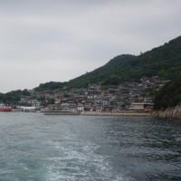 原付二種で瀬戸内島巡り初級編・女木島と男木島(その2)