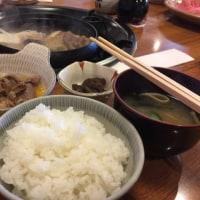 米沢でのお昼。