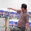 日曜アートセミナー(講習会)「クレパスがススム」-蛍光色をアクセントに活かす-レポート