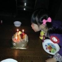 お誕生日パーティー第二弾