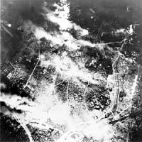 大森町界隈あれこれ 昔の大森町風景 世界大戦前(1940年)から終戦時(1945年)頃の戦時下の大森町風景その1