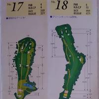 今日のゴルフ挑戦記(114)/新千葉CC「たちばな」アウト→イン(ベント)