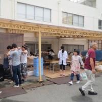 本屋親父のつぶやき 6月25日大阪市西成区愛隣会館でのカレーライス炊出し奉仕