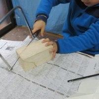 木工の進行