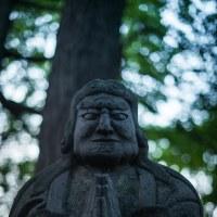 【May_28】鬼子母神像
