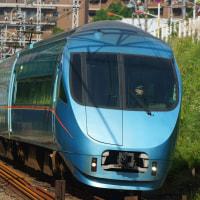 2017年5月27日 小田急 百合ヶ丘  MSE 60052F+60254F メトロさがみ80号