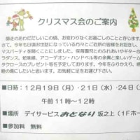 11月18日(金)雨利用者9名 買物2人・ペダル漕ぎ1人