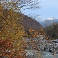 ペンケヌーシー岳は真冬