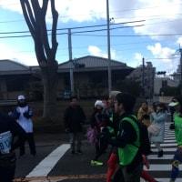 京都マラソン2017。