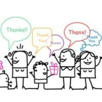 感謝\(^o^)/