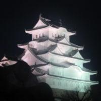 姫路城 夜桜会 絵巻その3 完