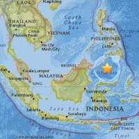 フィリピン・セレベス海付近でM7.3の地震発生