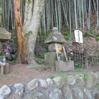 寿桂尼の墓所