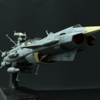 1/1000 アンドロメダ級前衛武装宇宙艦一番艦『AAA-1 アンドロメダ』