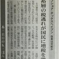 「パナマ文書とオフショア・タックスヘイブン」の書評記事です!