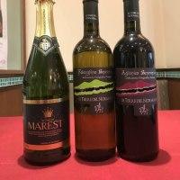 夏のワインとイタリアチーズ