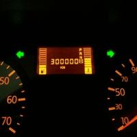 カングー 祝300,000km