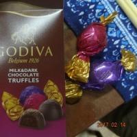 ベルギーのチョコレート(GODIVA)
