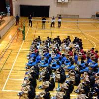 3月27日 岡本中、東西交流杯の応援