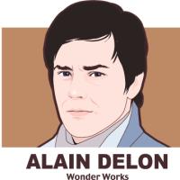 アラン・ドロンが引退・・・。