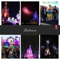 ハロウィン ☆ ディズニーランド~♪