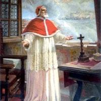 聖ピオ5世教皇   St. Pius V. P. P.