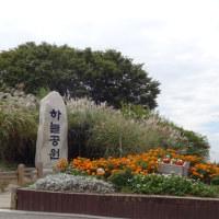 【今度こそハヌル公園!】韓国旅行③2016/10/5