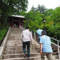 水沢うどん → 草津温泉へ