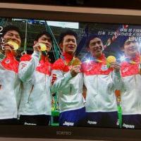 ありがとう、金メダル!