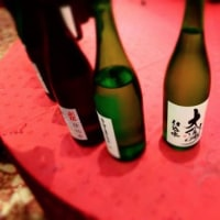 日本酒試飲会に参加してきました。