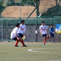 東京都U-18サッカーリーグT1 第2節 vs東京武蔵野シティFC U18