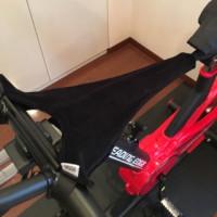 スピンバイク関連の備品