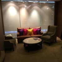 Thai Airways Royal First Class Lounge