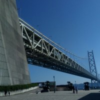 明石海峡大橋の今日