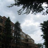 【気まぐれ写真館】 曇り空のキャンパス 2017.05.24